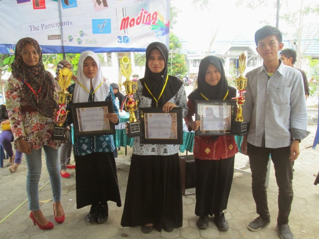 mading 3d competition